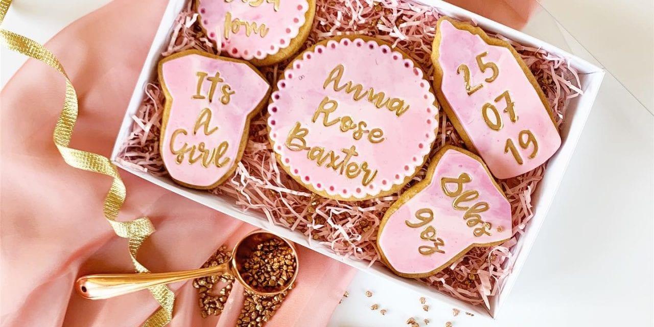 Customised Cookies coming soon!