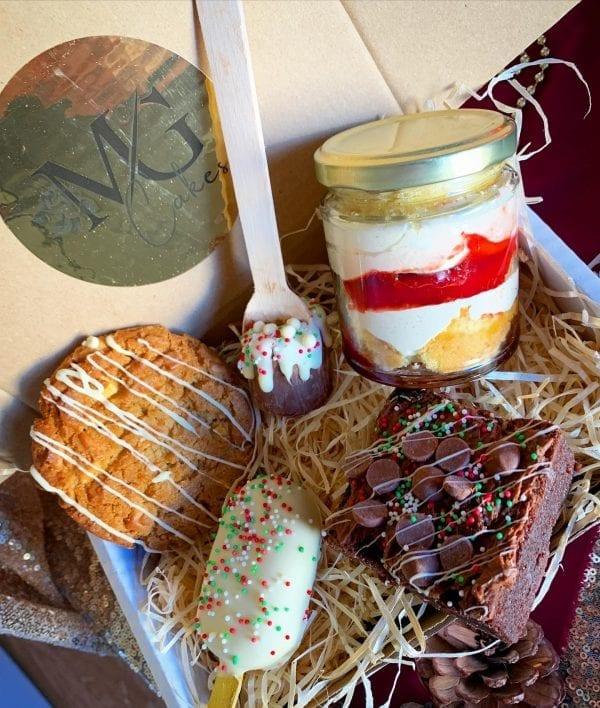 McG Cakes Vanilla Treat box small