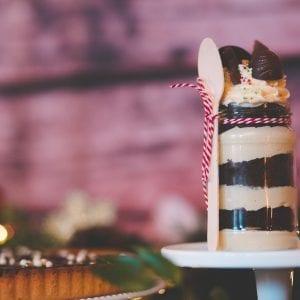 McG Cakes Cake Jar