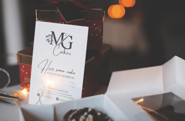 McG Cakes Gift Boxes