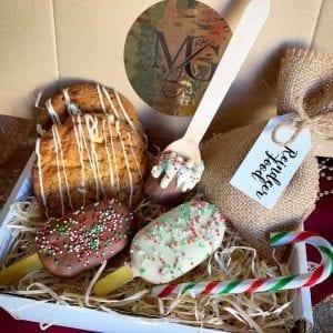 Santas Treat McG Cakes